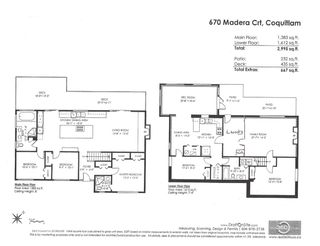 Photo 6: 670 MADERA Court in Coquitlam: Central Coquitlam House for sale : MLS®# R2588938