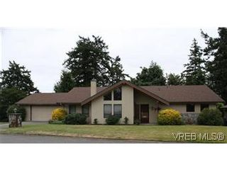 Photo 1: 4409 Strom Ness Pl in VICTORIA: SW Royal Oak House for sale (Saanich West)  : MLS®# 584730