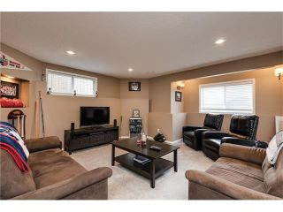 Photo 22: 1718 THORBURN Drive SE: Airdrie House for sale : MLS®# C4096360