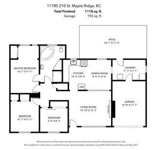 Photo 36: 11785 210 Street in Maple Ridge: Southwest Maple Ridge House for sale : MLS®# R2599519