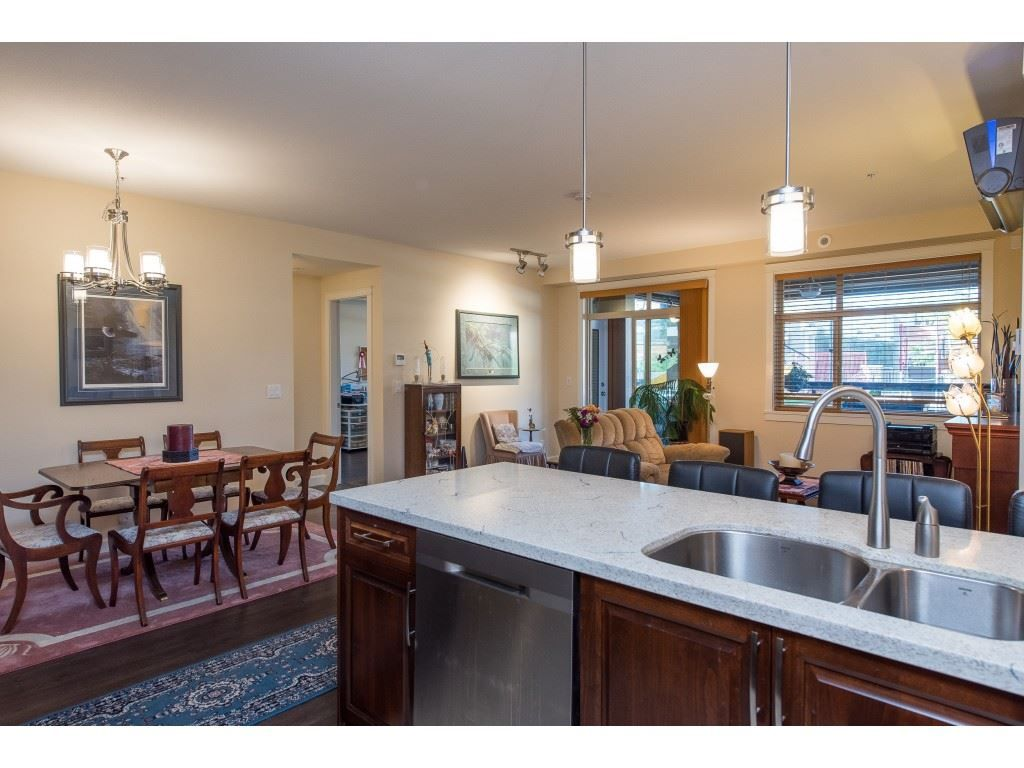 """Photo 12: Photos: A110 20716 WILLOUGHBY TOWN CENTRE Drive in Langley: Willoughby Heights Condo for sale in """"Yorkson Downs"""" : MLS®# R2491391"""
