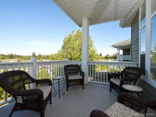 Photo 8: 1383 BRITANNIA DRIVE in PARKSVILLE: PQ Parksville Row/Townhouse for sale (Parksville/Qualicum)  : MLS®# 710791