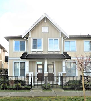 """Photo 1: 86 31032 WESTRIDGE Place in Abbotsford: Abbotsford West Townhouse for sale in """"Harvest"""" : MLS®# R2427733"""