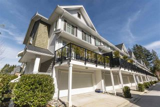 """Photo 1: 1 288 171 Street in Surrey: Pacific Douglas Townhouse for sale in """"The Crossing"""" (South Surrey White Rock)  : MLS®# R2551643"""