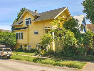 Photo 1: 803 E 24TH Avenue in Vancouver: Fraser VE House for sale (Vancouver East)  : MLS®# R2477891