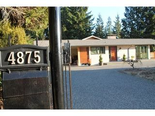 Photo 2: 4875 SKYLINE Drive in North Vancouver: Home for sale : MLS®# V1098965