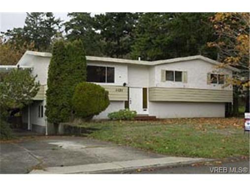 Main Photo: 4426 Fieldmont Crt in VICTORIA: SE Gordon Head House for sale (Saanich East)  : MLS®# 271337