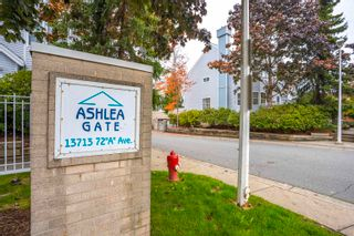 """Photo 34: 32 13713 72A Avenue in Surrey: East Newton Townhouse for sale in """"ASHLEA GATE"""" : MLS®# R2624651"""