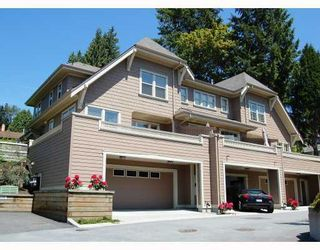 """Photo 2: 281 E QUEENS Road in North_Vancouver: Upper Lonsdale Townhouse for sale in """"QUEENS COURT"""" (North Vancouver)  : MLS®# V659757"""