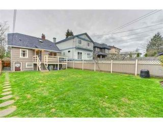 Photo 3: 3691 W 38TH AV in Vancouver: House for sale : MLS®# V914731