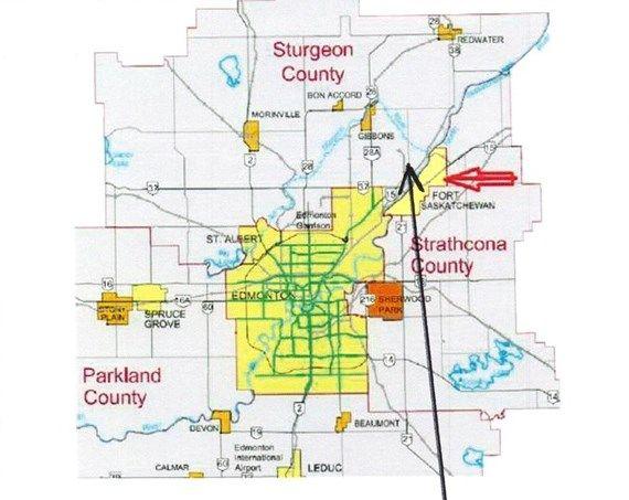 Main Photo: 8901 125 Street: Fort Saskatchewan Land Commercial for sale : MLS®# E4112235