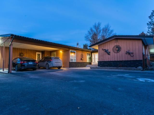 Main Photo: 2456 THOMPSON DRIVE in Kamloops: Valleyview House for sale : MLS®# 160367