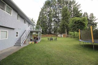 Photo 18: 3579 ST. THOMAS Street in Port Coquitlam: Lincoln Park PQ House for sale : MLS®# R2381919