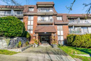 Photo 2: 307 331 KNOX STREET in New Westminster: Sapperton Condo for sale : MLS®# R2536013