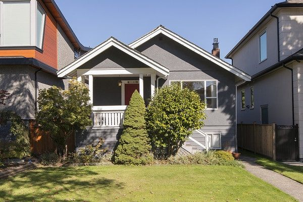Main Photo: 3547 W 23RD Avenue in Vancouver: Dunbar House for sale (Vancouver West)  : MLS®# R2004193