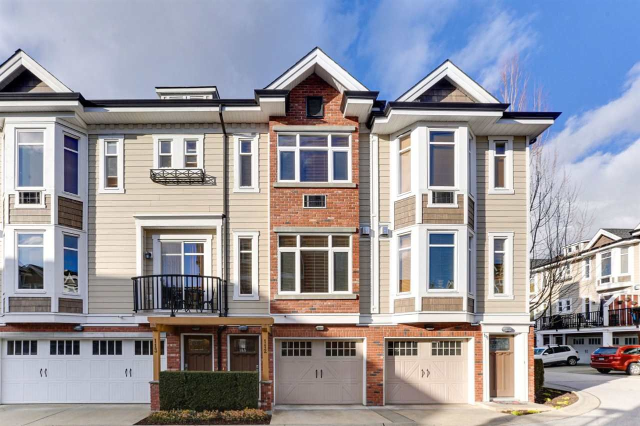 """Main Photo: 112 20738 84 Avenue in Langley: Willoughby Heights Townhouse for sale in """"YORKSON CREEK"""" : MLS®# R2544009"""