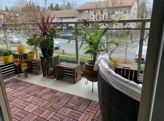 """Main Photo: 210 1033 ST. GEORGES Avenue in North Vancouver: Central Lonsdale Condo for sale in """"Villa St. George"""" : MLS®# R2628076"""