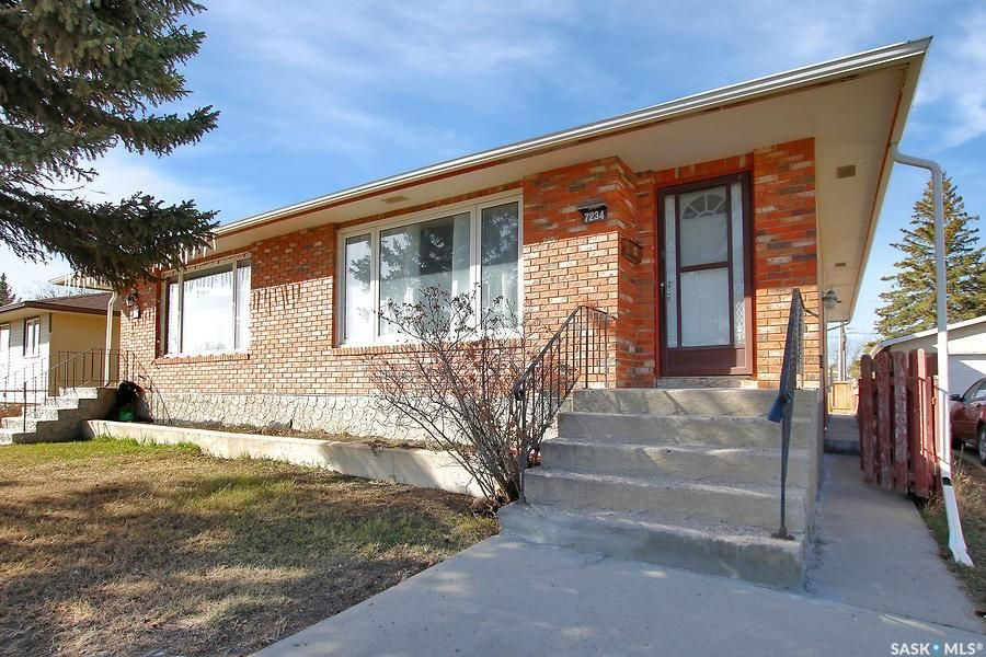 Main Photo: 7234-7236 Dewdney Avenue in Regina: Dieppe Place Residential for sale : MLS®# SK843196