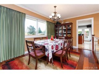 Photo 6: 1891 Hillcrest Ave in VICTORIA: SE Gordon Head House for sale (Saanich East)  : MLS®# 753253
