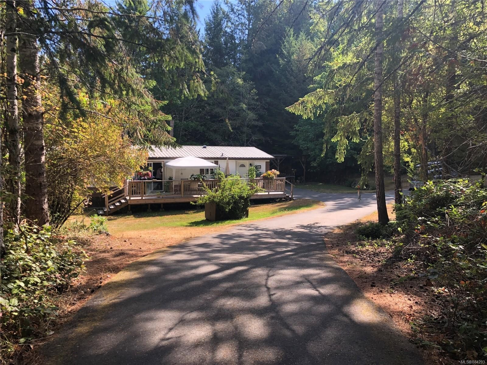 Main Photo: 292 Long Harbour Rd in : GI Salt Spring House for sale (Gulf Islands)  : MLS®# 884293
