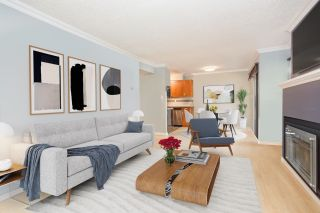 """Photo 3: 306 110 SEVENTH Street in New Westminster: Downtown NW Condo for sale in """"Villa Monterey"""" : MLS®# R2623799"""