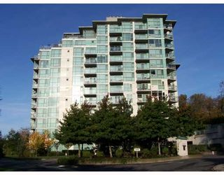 """Photo 1: 1201 2733 CHANDLERY Place in Vancouver: Fraserview VE Condo for sale in """"RIVER DANCE"""" (Vancouver East)  : MLS®# V673302"""