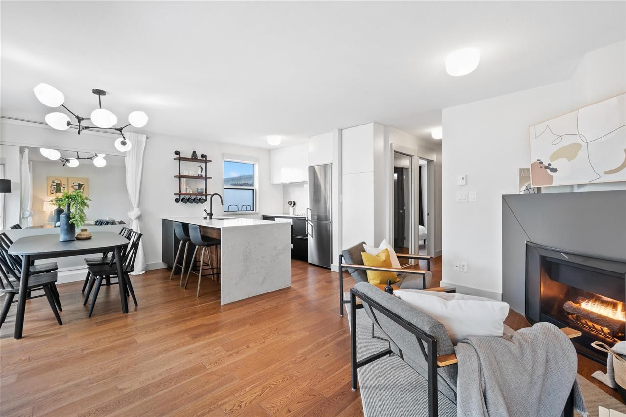"""Main Photo: 403 985 W 10TH Avenue in Vancouver: Fairview VW Condo for sale in """"Monte Carlo"""" (Vancouver West)  : MLS®# R2604376"""