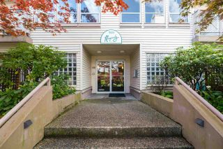 """Photo 29: 310 910 W 8TH Avenue in Vancouver: Fairview VW Condo for sale in """"The Rhapsody"""" (Vancouver West)  : MLS®# R2580243"""