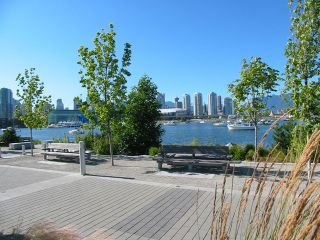 """Main Photo: 201 181 ATHLETES Way in Vancouver: False Creek Condo for sale in """"CANADA HOUSE WEST ON THE WATER"""" (Vancouver West)  : MLS®# R2530346"""