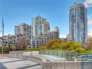 """Photo 10: 501 1318 HOMER Street in Vancouver: Downtown VW Condo for sale in """"GOVERNOR'S VILLA II"""" (Vancouver West)  : MLS®# V884643"""