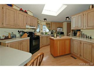 Photo 10: SAANICHTON MOBILE HOME = SAANICHTON REAL ESTATE Sold With Ann Watley! Call (250) 656-0131