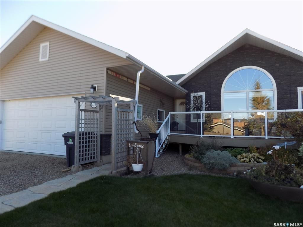 Main Photo: 435 2nd Avenue North in Meota: Residential for sale : MLS®# SK872216