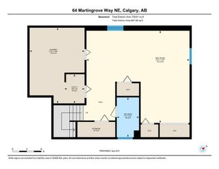 Photo 34: 64 MARTINGROVE Way NE in Calgary: Martindale Detached for sale : MLS®# A1144616