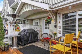 Photo 20: 17 23575 119 Avenue in Maple Ridge: Cottonwood MR Townhouse for sale : MLS®# R2357314