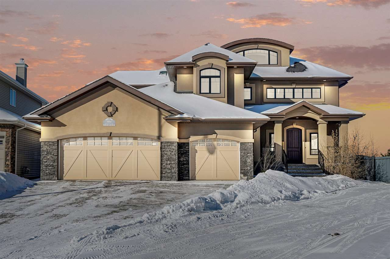 Main Photo: 3816 MACNEIL Heath in Edmonton: Zone 14 House for sale : MLS®# E4228764