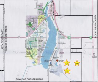 Photo 12: 240249 Range Road 281 Road: Chestermere Land for sale : MLS®# A1045129