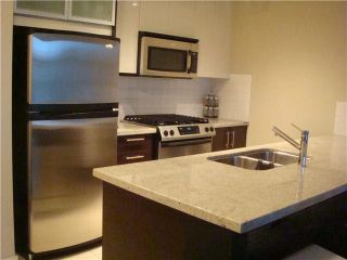 """Photo 2: 2302 2289 YUKON Crescent in Burnaby: Brentwood Park Condo for sale in """"WATERCOLOURS"""" (Burnaby North)  : MLS®# V1088877"""