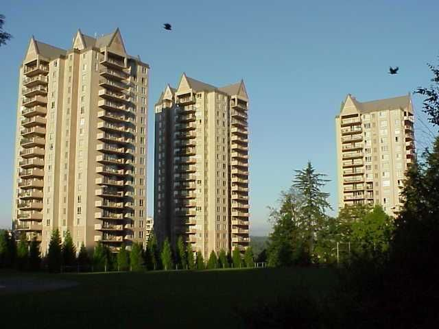 "Main Photo: 1101 551 AUSTIN Avenue in Coquitlam: Coquitlam West Condo for sale in ""Brookmere Towers"" : MLS®# V986424"