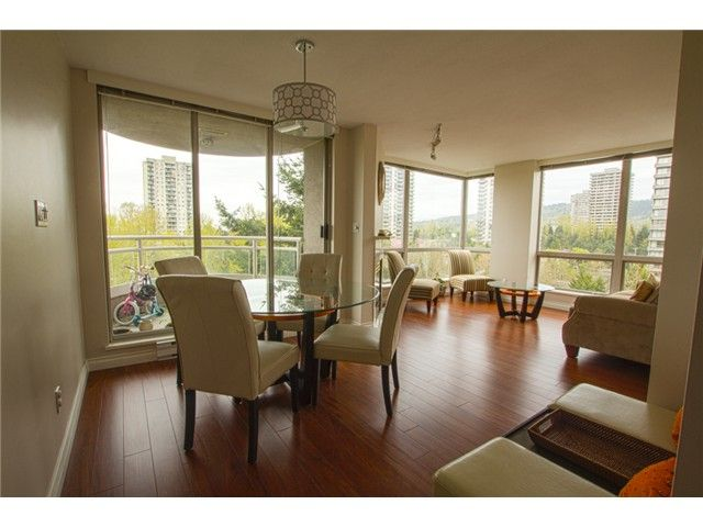 Main Photo: 1105 9603 MANCHESTER Drive in Burnaby: Cariboo Condo for sale (Burnaby North)  : MLS®# V1059598