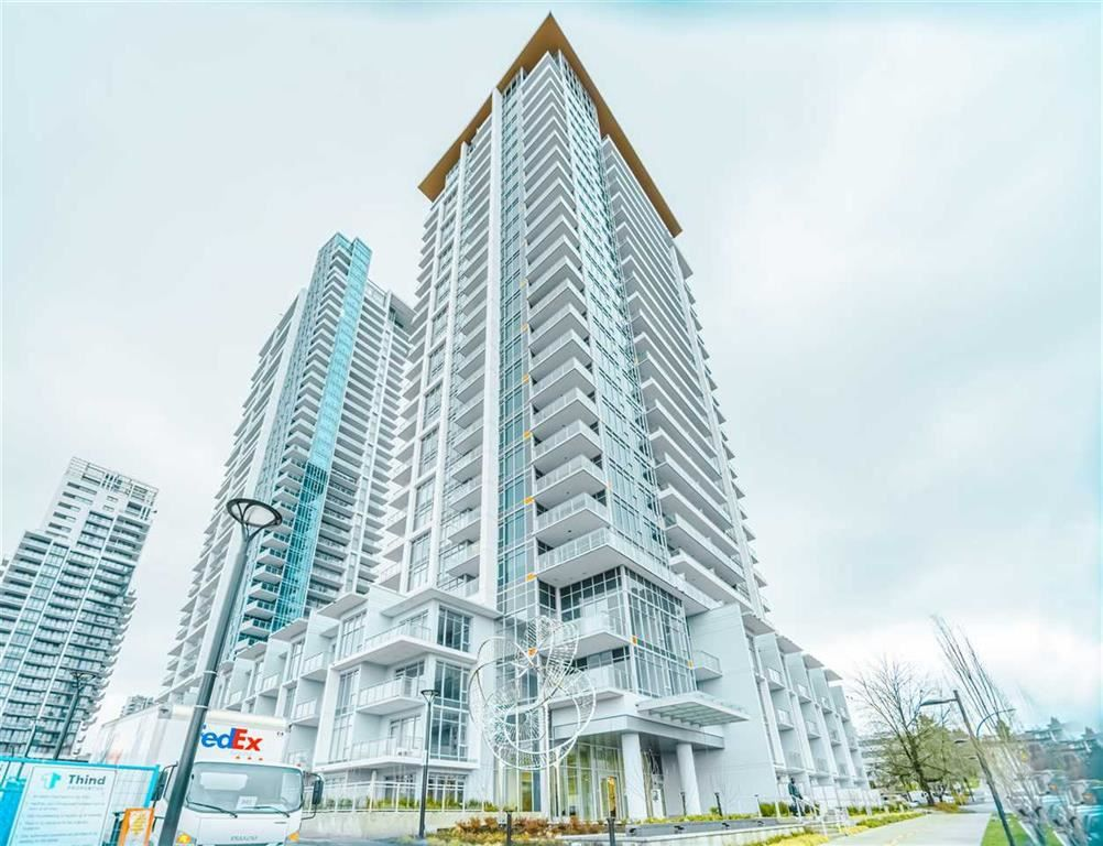 Main Photo: 801 2351 BETA Avenue in Burnaby: Brentwood Park Condo for sale (Burnaby North)  : MLS®# R2542188
