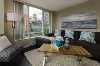 Photo 4: 506 550 PACIFIC STREET in Vancouver: Yaletown Condo for sale (Vancouver West)  : MLS®# R2070570