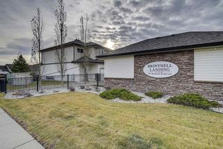 Photo 45: 71 171 BRINTNELL Boulevard in Edmonton: Zone 03 Townhouse for sale : MLS®# E4223209