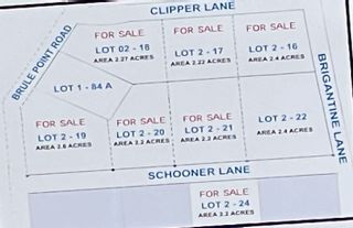 Photo 5: Lot 2-17 Clipper Lane in Brule Point: 103-Malagash, Wentworth Vacant Land for sale (Northern Region)  : MLS®# 202109569