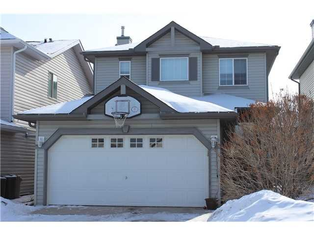 Main Photo: 307 BRIDLEWOOD Court SW in CALGARY: Bridlewood Residential Detached Single Family for sale (Calgary)  : MLS®# C3603118