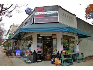Photo 1: 2501 W BROADWAY in VANCOUVER: Kitsilano Commercial for sale (Vancouver West)  : MLS®# V4037948