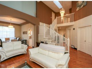 """Photo 4: 7926 REDTAIL Place in Surrey: Bear Creek Green Timbers House for sale in """"Hawkstream"""" : MLS®# F1405519"""