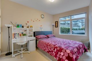 """Photo 19: 108 20 E ROYAL Avenue in New Westminster: Fraserview NW Condo for sale in """"THE LOOKOUT"""" : MLS®# R2237178"""