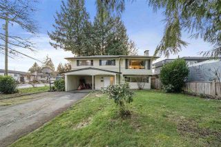 Photo 1: 3709 CEDAR Drive in Port Coquitlam: Lincoln Park PQ House for sale : MLS®# R2545842