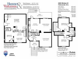 """Photo 16: 4583 WINDSOR Street in Vancouver: Fraser VE House for sale in """"FRASER"""" (Vancouver East)  : MLS®# V1124141"""
