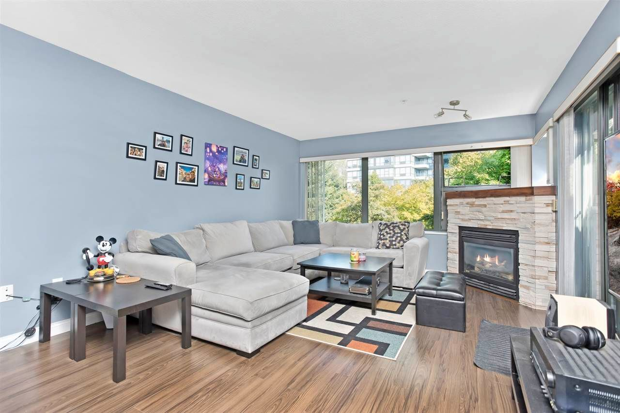 """Main Photo: 411 260 NEWPORT Drive in Port Moody: North Shore Pt Moody Condo for sale in """"THE MCNAIR"""" : MLS®# R2561906"""